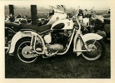 Foto NSU Max 1950er Jahre 0