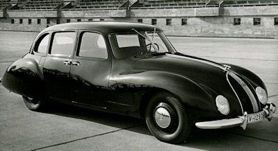 Foto Horch 930 S Stromlinie ca. 1939 0