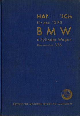 BMW 326 Bedienungsanleitung 5.1937