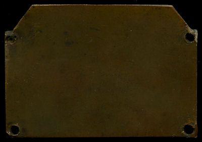 Plakette Heiligenstadt 24.6.1928 1
