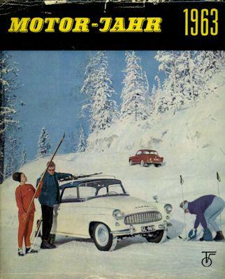 Motor-Jahr DDR-Jahresband 1963
