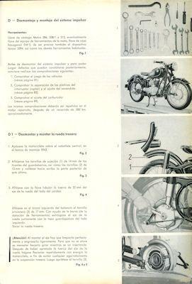 BMW R 26 / 27 Reparaturanleitung 1966/67 1
