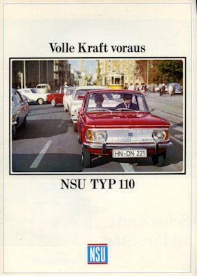 NSU 110 Prospekt 11.1966 0
