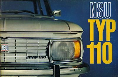 NSU 110 Prospekt 7.1965 0
