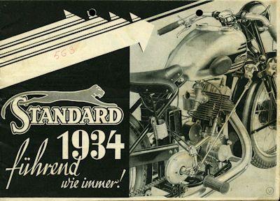Standard Programm 1934 0