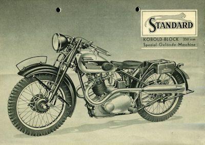 Standard Programm 1934 1