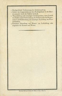 Tarzan und Lehner Motoren Prospekt 1924 3