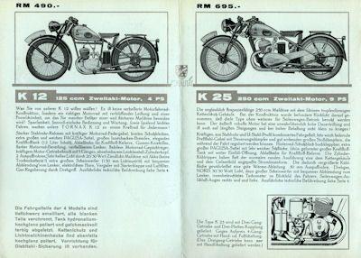 Tornax Programm 1938 1