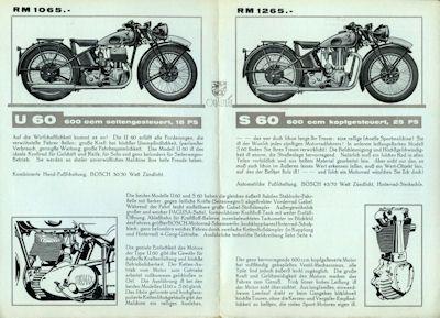 Tornax Programm 1938 2