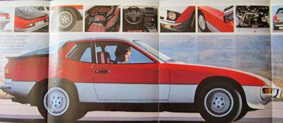 Porsche 924 Turbo Prospekt 1979 1