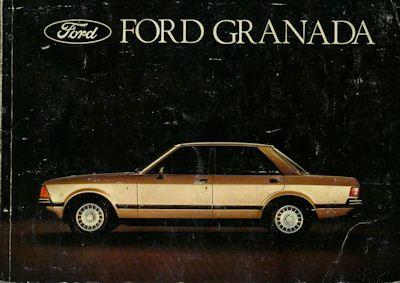 Ford Granada Bedienungsanleitung 11.1977
