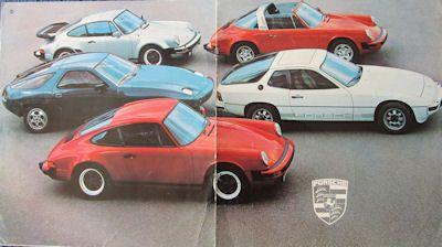 Porsche Programm 1979 0