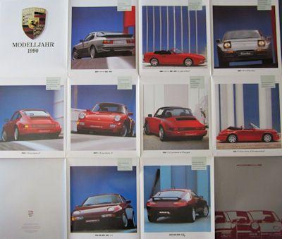 Porsche Programm 8.1989 1