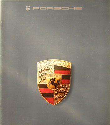 Porsche Programm 7.1984 0