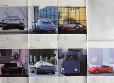Porsche Programm 1992 1