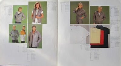 Porsche Werbeartikel Prospekt 7.1988 1