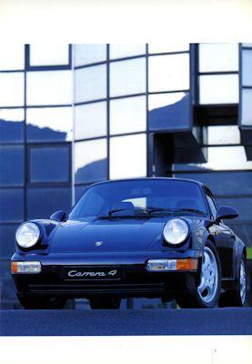 Porsche Programm 8.1991 1