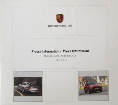 Porsche Programm-CD 2008 0
