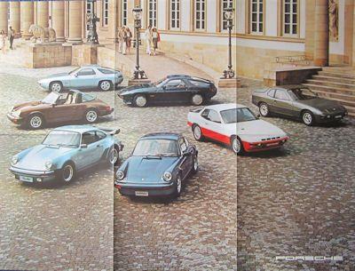 Porsche Programm 1980 0