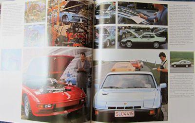 Porsche 924 924 Turbo Prospekt 1981 1