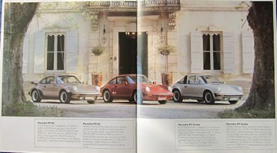 Porsche Programm der Schweiz 1982 1