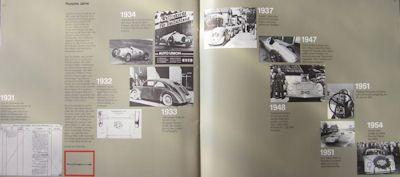 Porsche Entwicklung Prospekt 1985 1