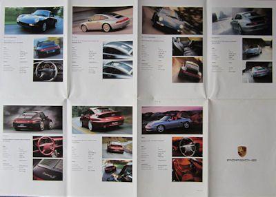 Porsche Programm 1995 1
