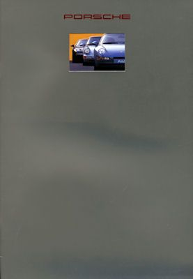Porsche Programm 8.1992 0