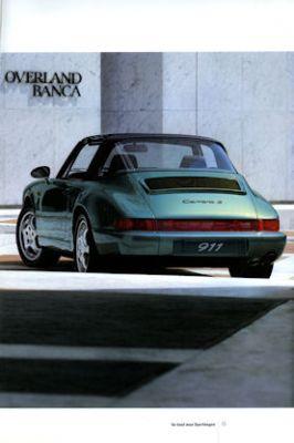 Porsche Programm 8.1992 1