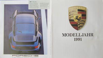 Porsche Programm 7.1990 0