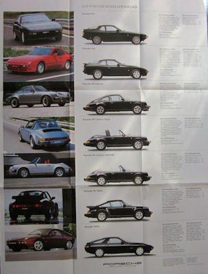 Porsche Programm 1985 1