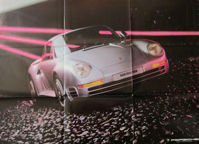 Porsche Programm 8.1985 0
