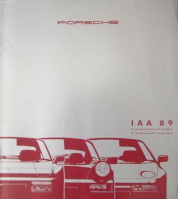 Porsche Programm 9.1989