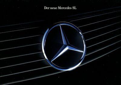 Mercedes-Benz SL Prospekt 1990 0