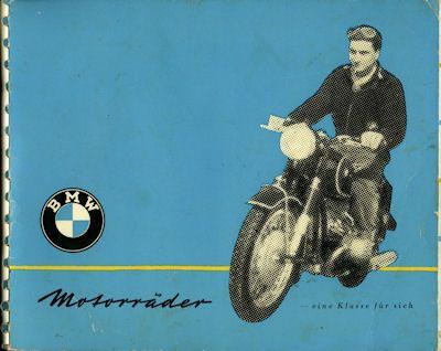 BMW Programm 4.1955