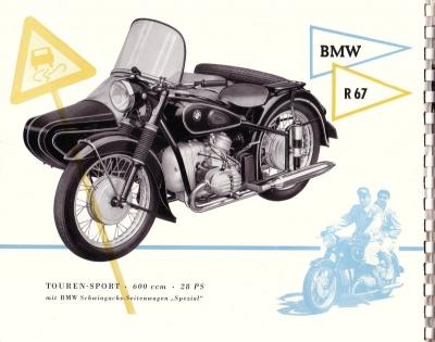 BMW Programm 4.1955 4