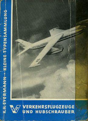 Verkehrsflugzeuge + Hubschrauber Katalog DDR 1959 0