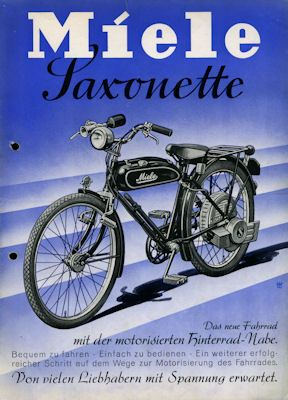 miele motorrad mit kickstarter prospekt 1952 nr miele2240. Black Bedroom Furniture Sets. Home Design Ideas