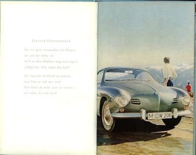 Volkswagenwerk AG zu lebenshellen Tagen 1950er Jahre 1