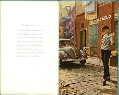 Volkswagenwerk AG zu lebenshellen Tagen 1950er Jahre 2