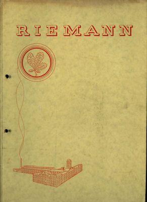 Riemann Mappe 1934 0