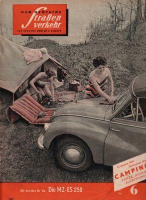 Der Deutsche Straßenverkehr 1956-1959 1