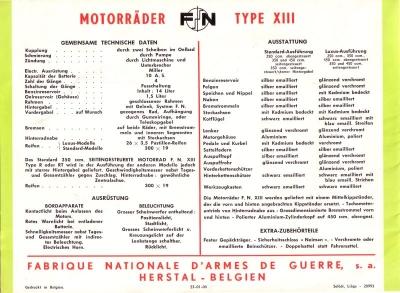 FN Programm 1953 3