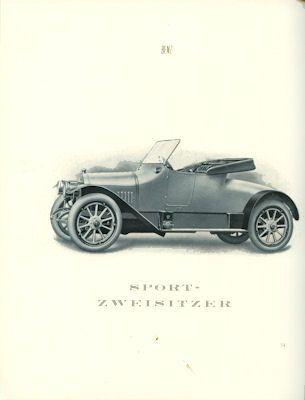 Benz Programm 1913 1