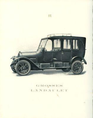 Benz Programm 1913 3