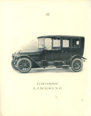 Benz Programm 1913 5