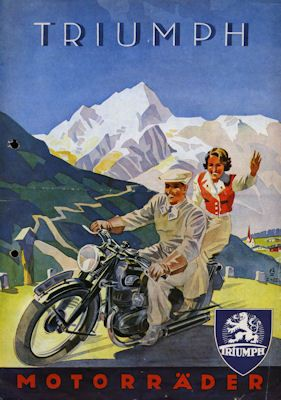 Triumph Programm 1939 0