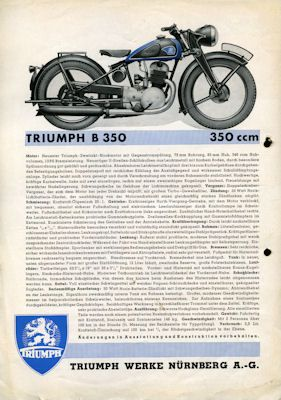 Triumph Programm 1939 3