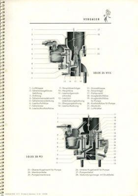 VW Broschüre zur Instandsetzungs-Lehrgang 1962 2