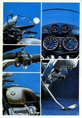 BMW R 90 S Prospekt 1974 3